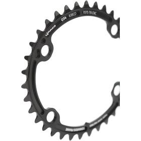 Rotor Plateau ovale pour ALDHU/Shimano, black
